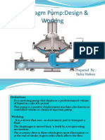 28691419 Diaphragm Pump Design Working