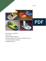 Projektarbeit Luftkissenboot