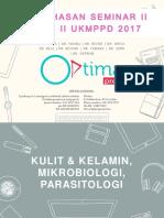 Pembahasan Seminar Mei 2017 No. 196-390
