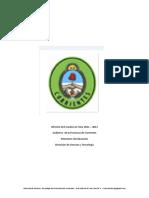2011-2012 Documento Corrientes