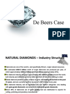 diamond model in beer industry Porter's diamond of national advantage  in porter's five forces model, low rivalry made an industry attractive  the diamond as a system.