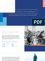 Learning Workplace Learning Report 2018