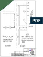 06-87RA39015001-02 Installation Bracket Mounting Sensor Sonic Level