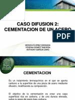 Cementacion Del Acero