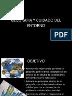 Geografia y Cuidado Del Entorno