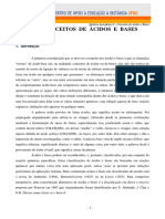 Aula3 - Acidos e Bases Duros e Macios
