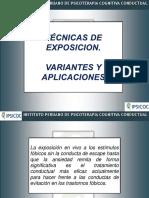 Diapositiva Técnicas de Exposición Variantes y Aplicaciones