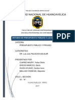 Presupuesto Publico y Contabilidad Monografia Apa1