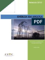 Relatório Energia Em Angola 2010