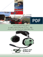 DC Aviation Headset Pamphlet