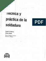 Tecnica y Practica de Soldadura Parte 1