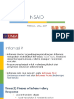NSAID, DMARD, Non Opioid Analgesics and.pptx