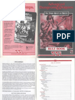 The Dark Queen of Krynn - Manual - PC