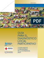 Diagnostico Local Participativo