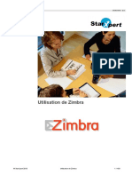 Support de Cours Zimbra 8 v5.0