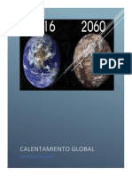 Documento Calentamiento Global
