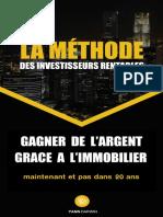 La Méthode des Investisseurs Rentables+V1.3