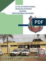 REUNIÃO Porteiros e Zeladores 2DP - QG