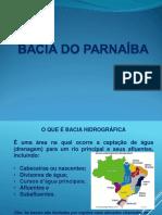 HIDROLOGIA - BACIA PARNAÍBA.pptx