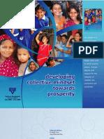 Annual Report 2008-2009 of YWCA of Bangladesh edited by Anirudha Alam and Helen Monisha Sarker