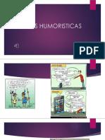 VIÑETAS HUMORISTICAS