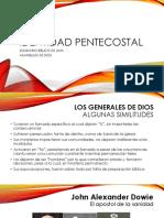 Identidad Pentecostal