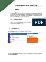 Configuración Outlook por RPC sobre HTTPS