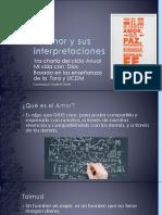 El Amor y sus interpretaciones por Vladimir Smith.pdf