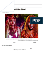 History of fake blood.pdf