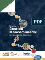 Manual Gestion Mancomunada Para Prestación de Servicios