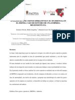 341-368 - AnLisis de Los Costos Operativos y Su Incidencia en El EBITDA. Caso de Estudio de Una Empresa Regiomontana
