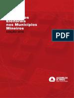 Resultados Eleitorais Municipios Mineiros Edicao 2016
