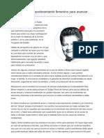 elsoldehermosillo.com.mx-No sólo café  Empoderamiento femenino para avanzar