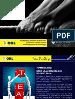 Taller Team Building 2014 - OHL
