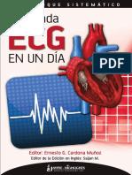 Aprenda ECG (Electrocardiograma) en un día - Ernesto Germán Cardona Muñoz.pdf