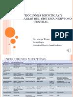 Infecciones Micoticas y Parasitarias Del Snc (1)