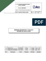 15127-00 AMP-MEC-GEN-MEM-001 (REV 0)