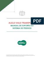 Manual Suporte Sistema Pedido VT Alelo