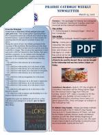 Newsletter 3 15 18