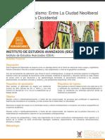 Cuerpo y Capitalismo_ Entre La Ciudad Neoliberal y La Geopolítica Occidental