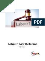 Labour Law Reforms CRP 2017