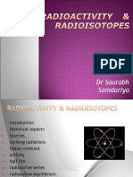 Radioactivity & Radioisotopes