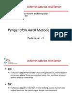 Analisa Numerik & Pemrograman Dalam Teknik Sipil (Univ. Pembangunan Jaya)