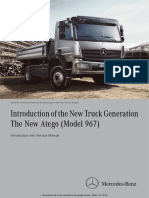 Mercedes Benz Actros,Atego,Axor Truck Fault Codes List Part