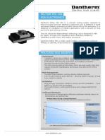 Battery Compartment Cooling Peltier Tec 200 Data Sheet