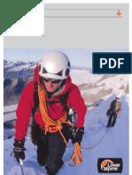 Catalogo 2005 Lowe Alpine