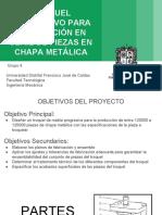 Troquel Progresivo Dft 2016-II