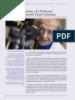 02 Entrevista Ma Josefa Yzuel