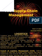 Presentation 1 (VPA) Supply Chain Management