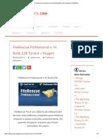 [ET] FileRescue Professional 4.16 Build 228 [v4